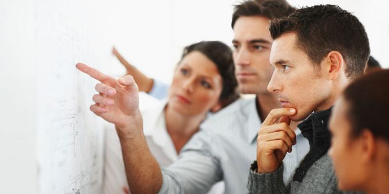 Las personas que intervienen en la elaboración de un discurso