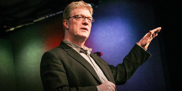 """Análisis del discurso """"Las escuelas matan la creatividad"""" de Ken Robinson"""