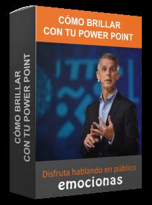 Cómo brillar con tu Power Point